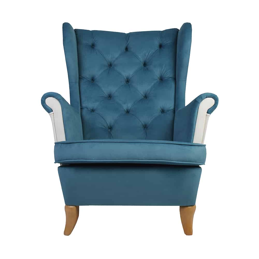 Uszak Chesterfield Armchair