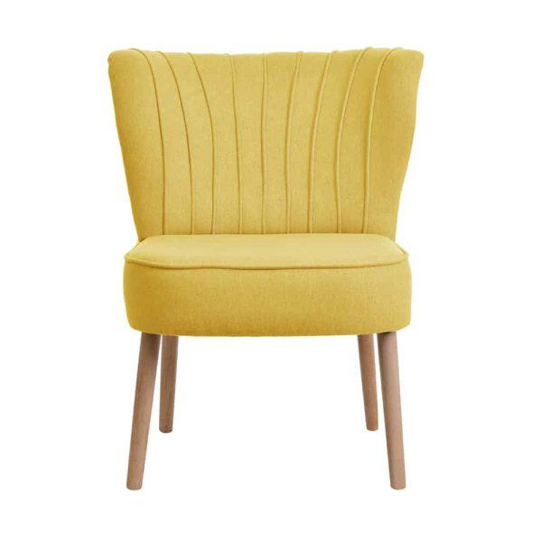 modern Lyon armchair