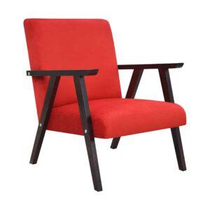 Fotel PRL, angel 7580, 8 ciemny orzech (1)