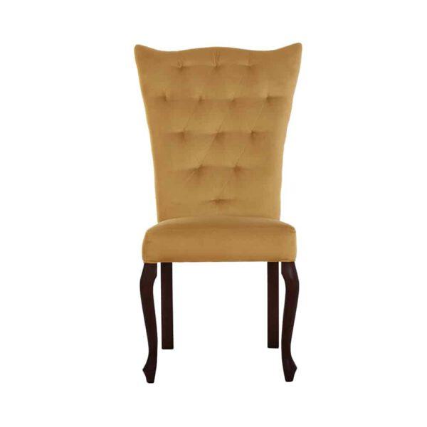 Krzesło Amanda, french velvet 652 (1)