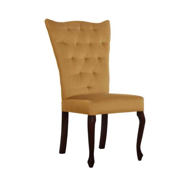 Krzesło Amanda, french velvet 652 (2)