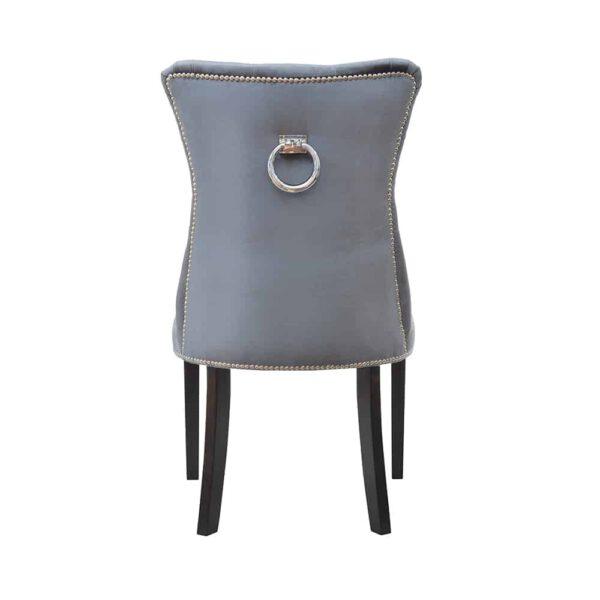 Krzesło Ashley, tkanina powierzona, 7 venge (5)