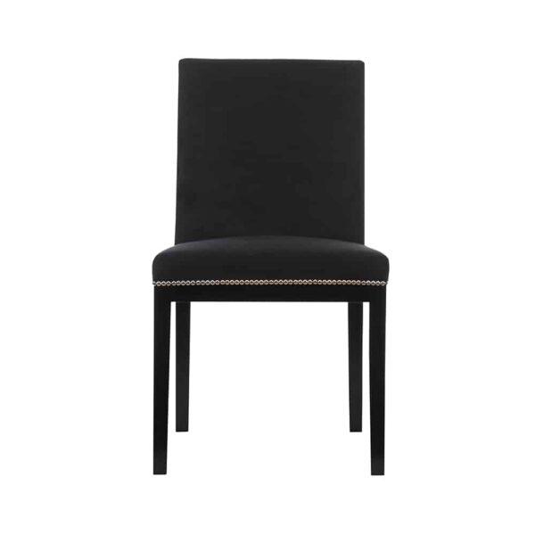 Krzesło Dior, victoria 100, 6 czarny, tasiemka pineskowa (2)
