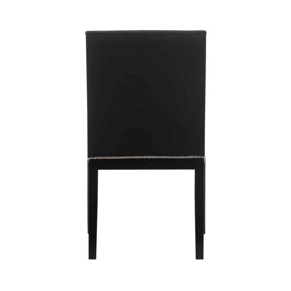 Krzesło Dior, victoria 100, 6 czarny, tasiemka pineskowa (5)