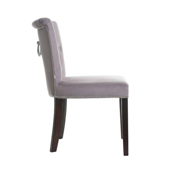 Krzesło Largo, mil 3515, 8 ciemny orzech (2)