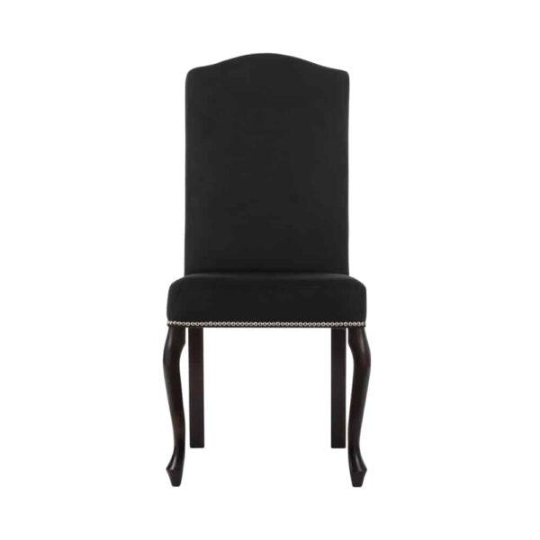 Krzesło Ludwik 98, tunis 2334, 8 ciemny orzech (2)