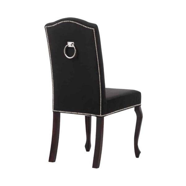 Krzesło Ludwik 98, tunis 2334, 8 ciemny orzech (4)