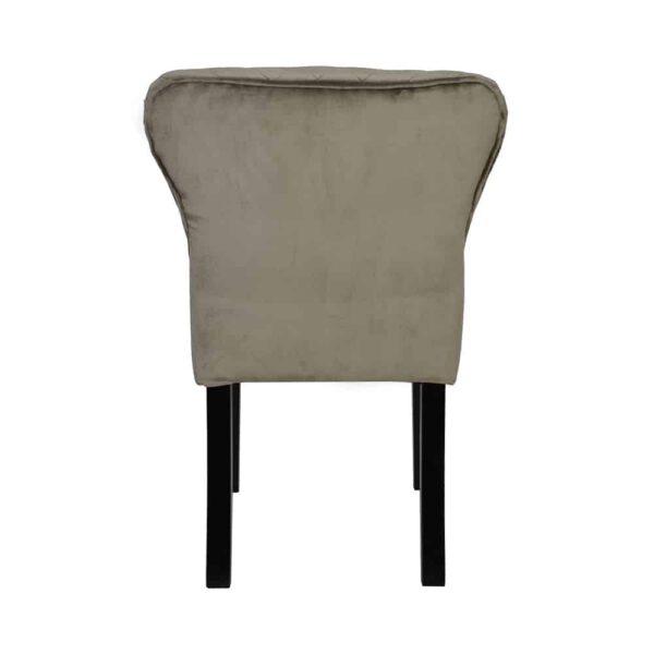 Krzesło Malaga, tkanina powierzona douglas toupe, 6 czarny (5)