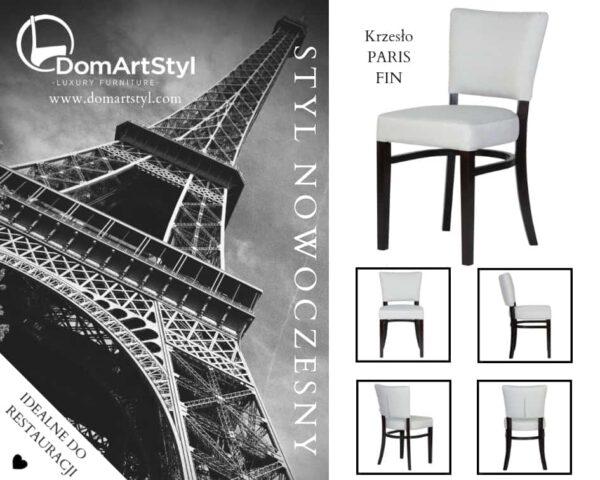 Krzesło Paris Meble Tapicerowane