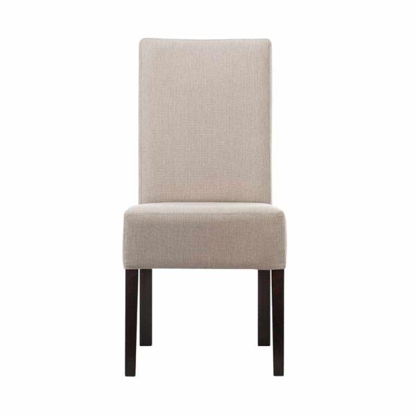 Krzesło Proste 98, inari 92, 8 ciemny orzech (2)