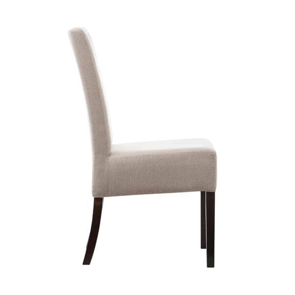 Krzesło Proste 98, inari 92, 8 ciemny orzech (3)