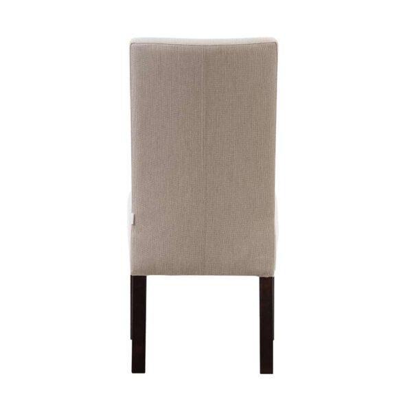 Krzesło Proste 98, inari 92, 8 ciemny orzech (5)