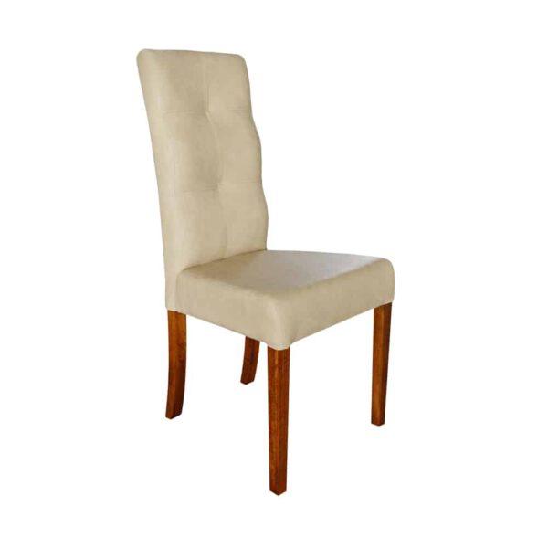Krzesło Robex, eko skóra, 10 jabłoń (1)