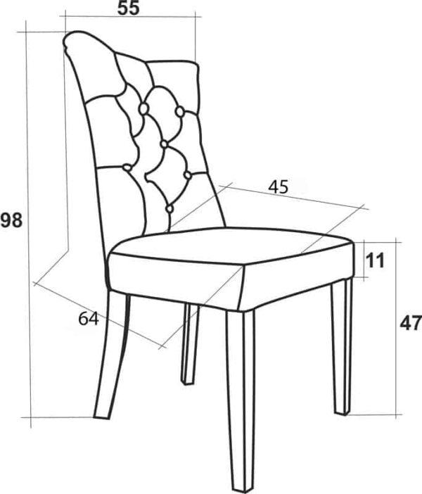 krzeslo ashley