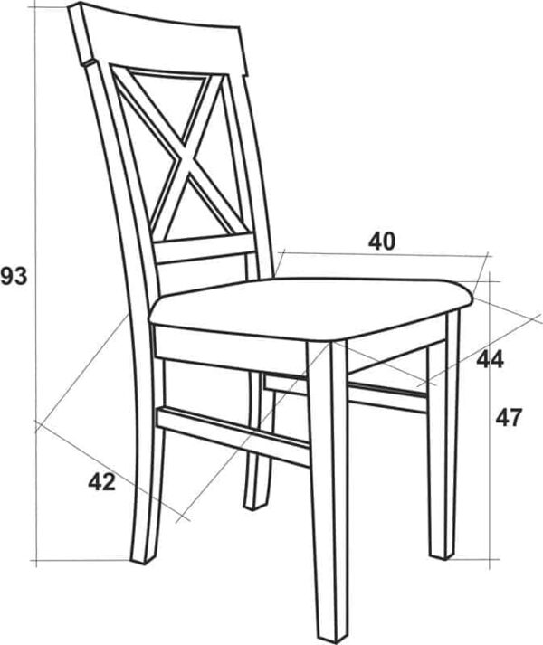 Krzesło_Oslo