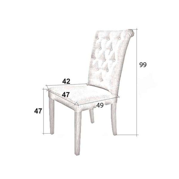 Krzesło__Napoli