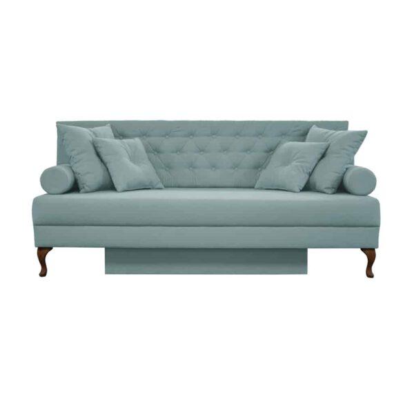 Sofa Baroque, trinity 22 aqua, 12 (1)