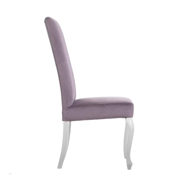 Krzesło Kate KEWIS 1944 fiolet (3)