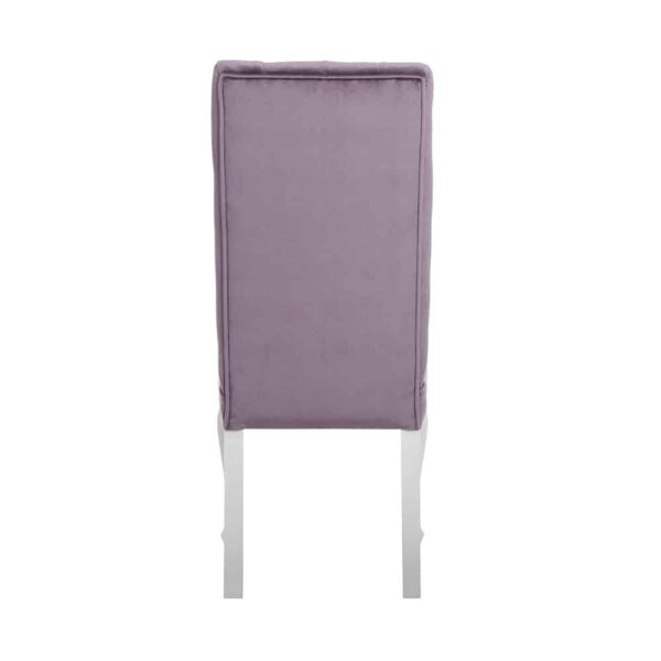 Krzesło Kate KEWIS 1944 fiolet (5)