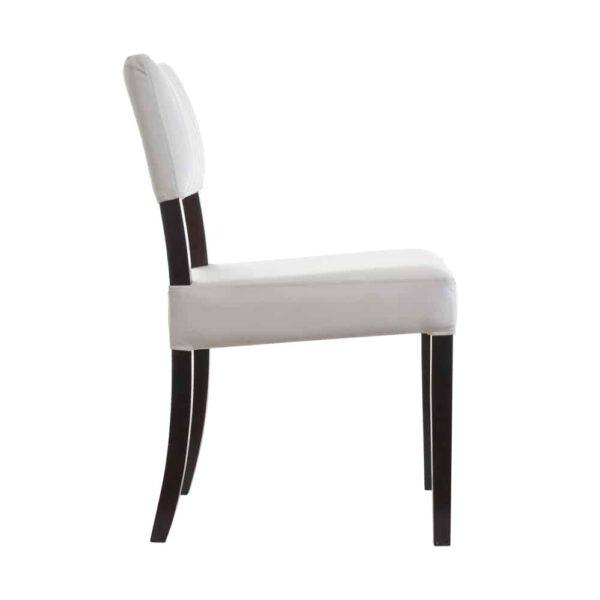 Krzesło Vigo, french velvet 674, 8 ciemny orzech (2)