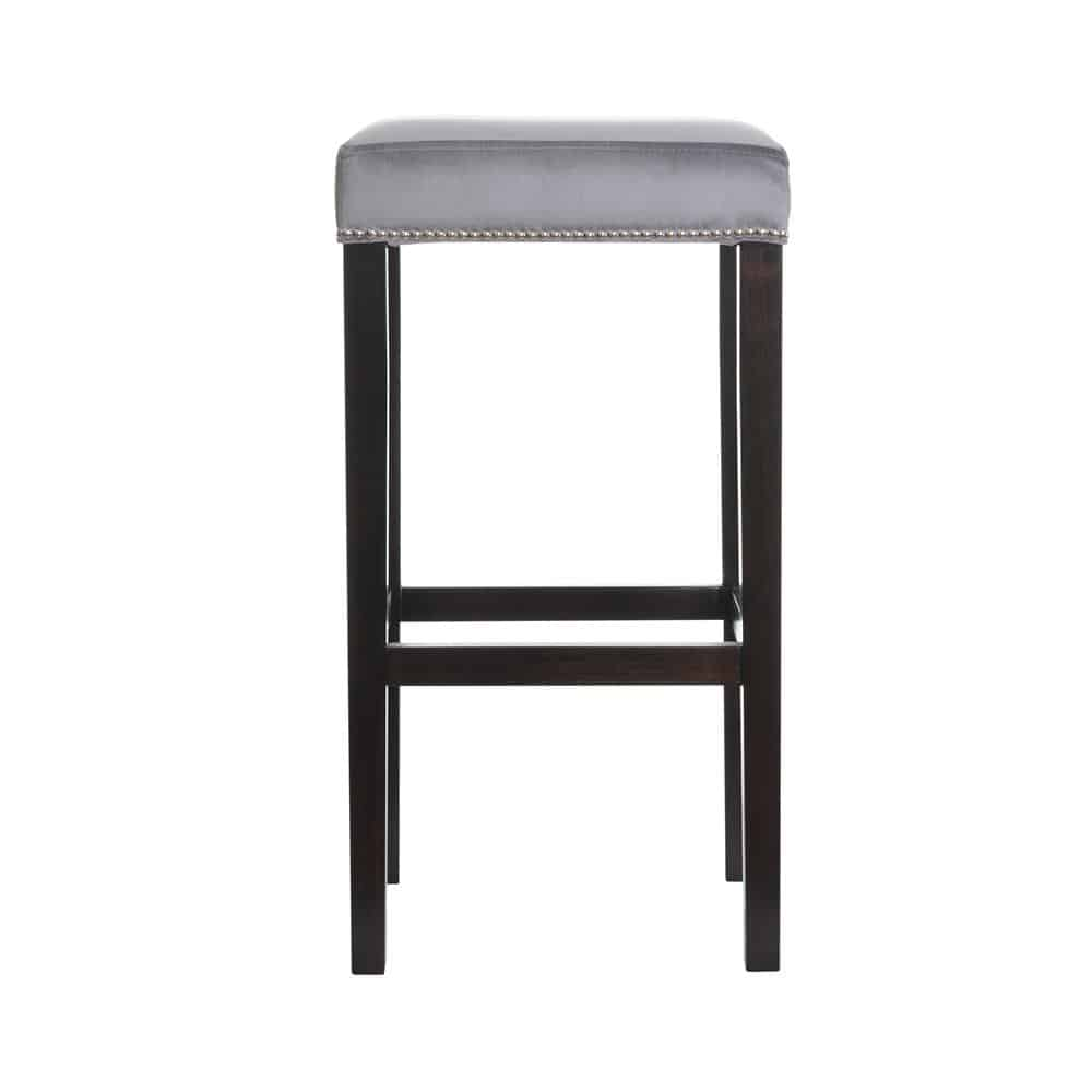 Tremendous Narrow Bar Stool Without Backrest Domartstyl Ibusinesslaw Wood Chair Design Ideas Ibusinesslaworg