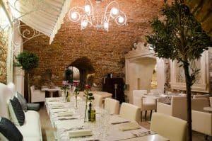 Zdjęcie pochodzi z restauracji Rest-Padre, Kraków