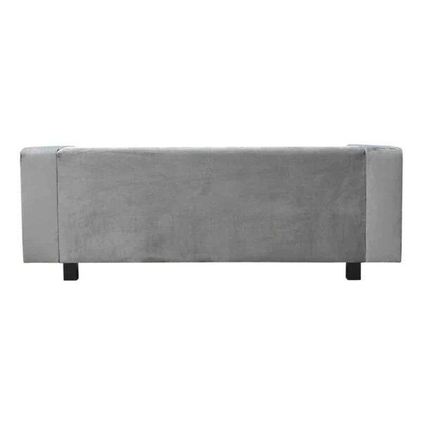 Sofa Amsterdam II, french velvet 666, 6. czarny (5)