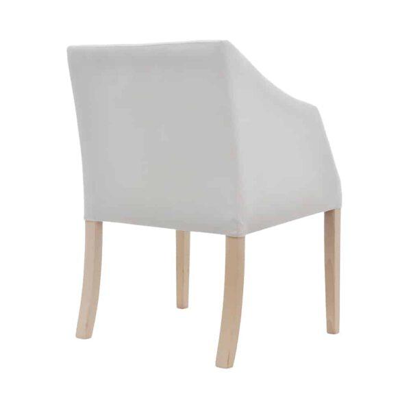 Fotel Mario, french velvet 674, 13 buk (3)
