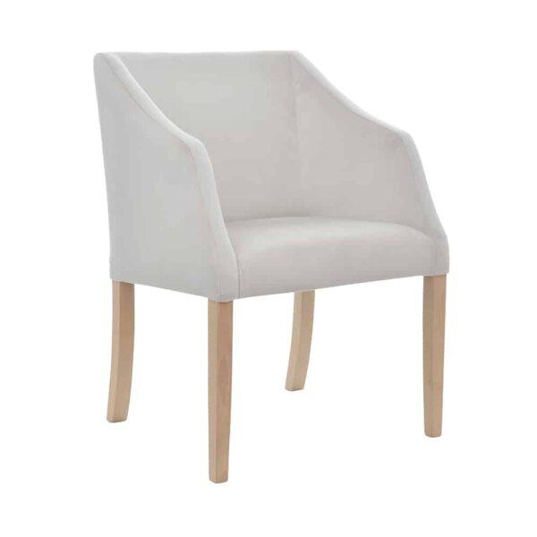 Fotel Mario, french velvet 674, 13 buk (5)