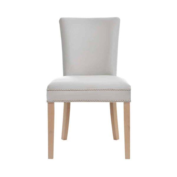 Krzesło Eva, french velvet 674, 13 buk (1)