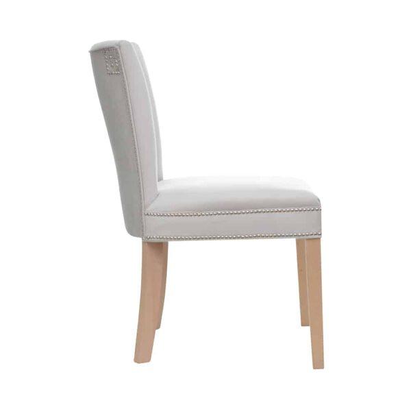 Krzesło Eva, french velvet 674, 13 buk (3)