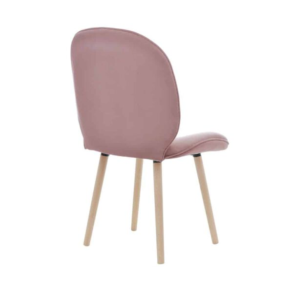 Krzesło Modern, french velvet 682, 13 buk lakier (4)
