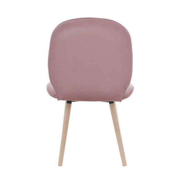 Krzesło Modern, french velvet 682, 13 buk lakier (5)