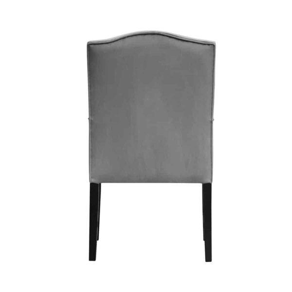 Fotel Lusso, french velvet 666, 6 czarny (5)