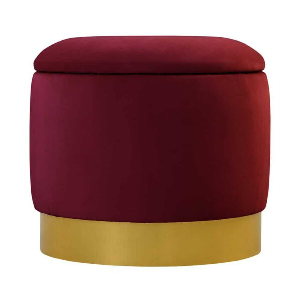 Pufa Anabel, french velvet 663 (1) (Copy)