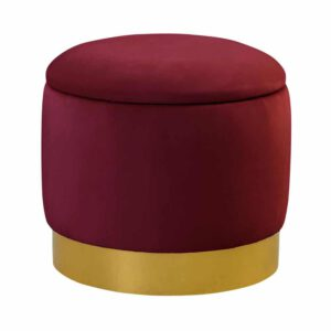 Pufa Anabel, french velvet 663