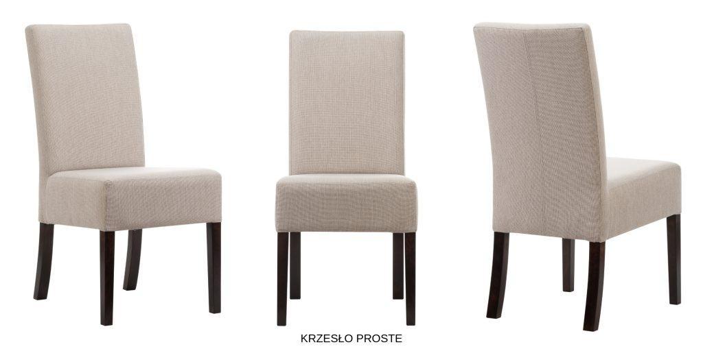 DomArtStyl – meble tapicerowane. Krzesło proste.