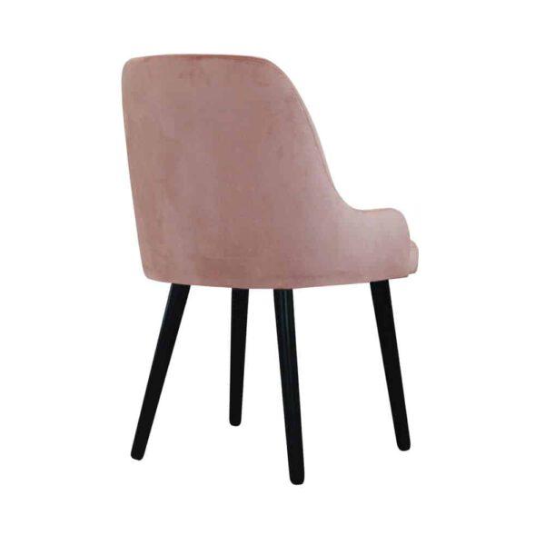 Krzesło Andy, french velvet 682, 6 czarny (4) (Copy)
