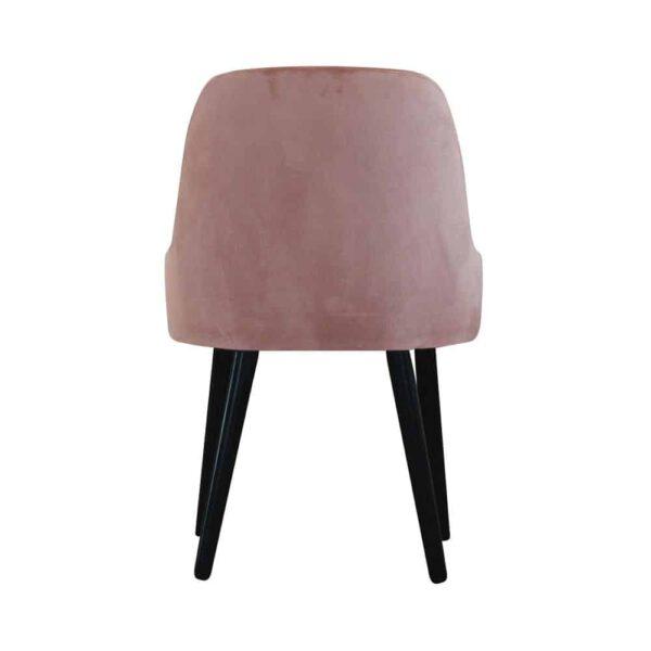 Krzesło Andy, french velvet 682, 6 czarny (5) (Copy)