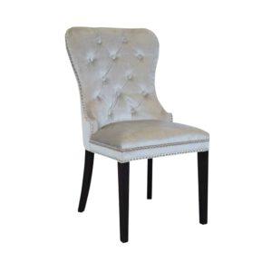 Nowoczesna architektura Krzesła tapicerowanie - DomArtStyl OO24