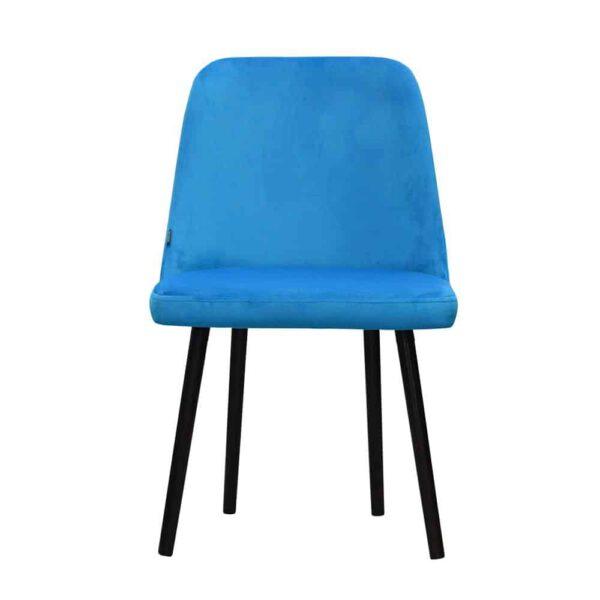 Krzesło Jennifer, French Velvet 669, 7 Venge (1)