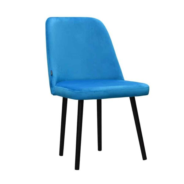 Krzesło Jennifer, French Velvet 669, 7 Venge (2)