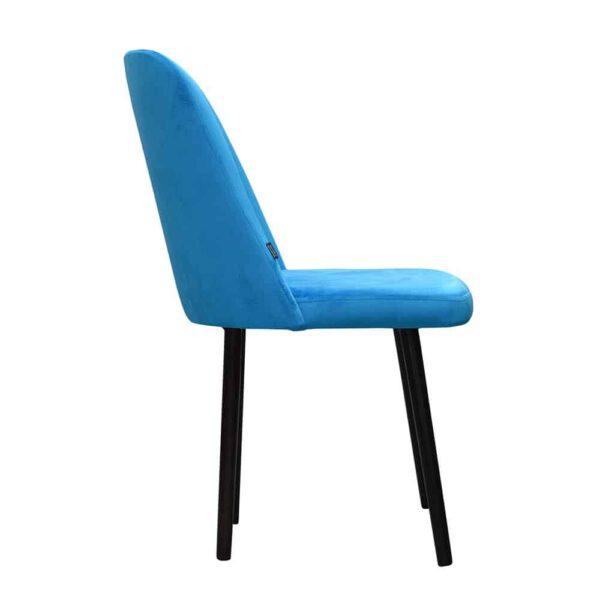 Krzesło Jennifer, French Velvet 669, 7 Venge (3)