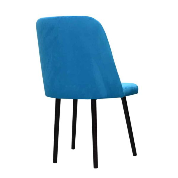 Krzesło Jennifer, French Velvet 669, 7 Venge (4)