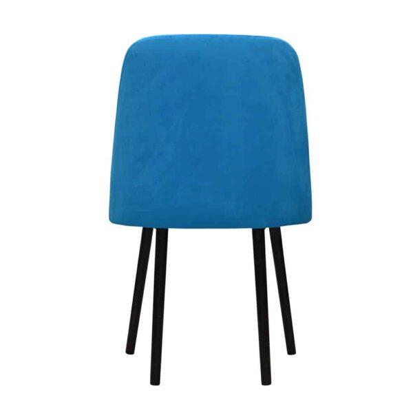Krzesło Jennifer, French Velvet 669, 7 Venge (5)