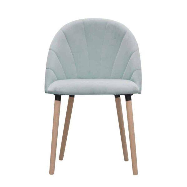 Krzesło Ariana, french velvet 679 (2)