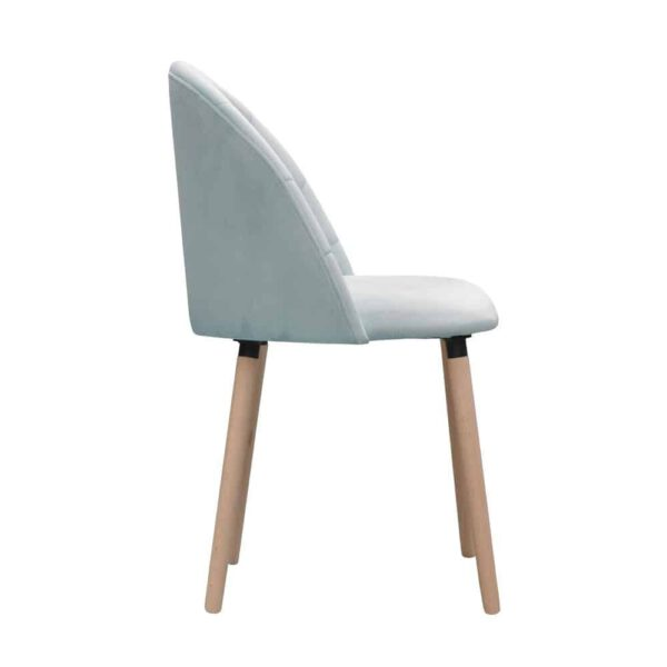 Krzesło Ariana, french velvet 679 (3)