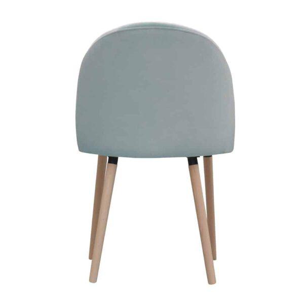 Krzesło Ariana, french velvet 679, surowe (5)