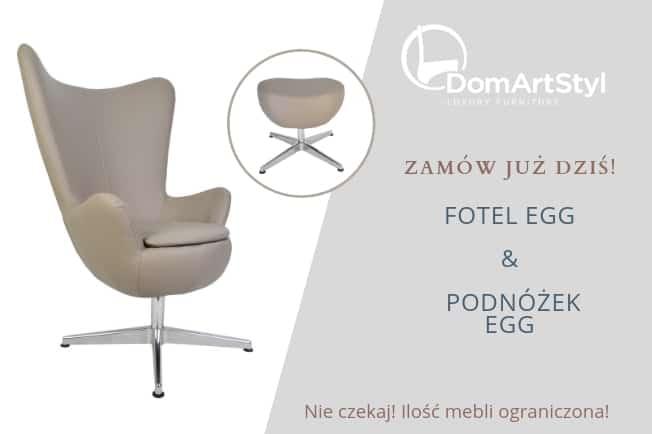 Fotel Egg
