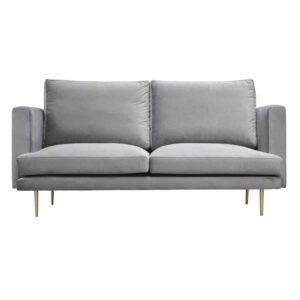 Sofa Panama, Riviera 91, złote metalowe nogi (1)